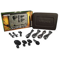 Shure PGADRUMKIT4 « Headset with chin-piece
