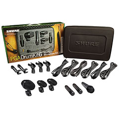 Shure PGADRUMKIT6 « Headset with chin-piece