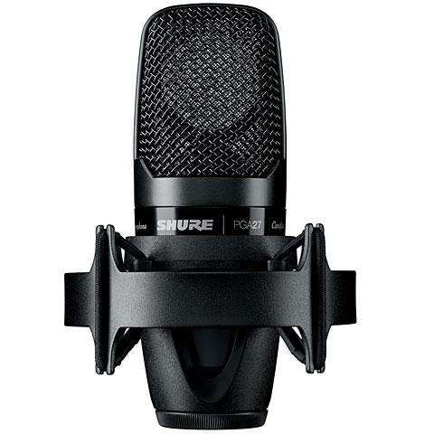 Micrófono Shure PGA27-LC