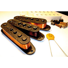 Kloppmann Thomas Blug Strat Set « Micro guitare électrique