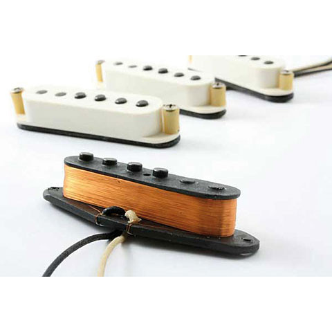 Pickup E-Gitarre Kloppmann Real 62 Strat Set (Straight)