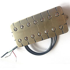 Bare Knuckle Aftermath Bridge 7-String « Pickup E-Gitarre