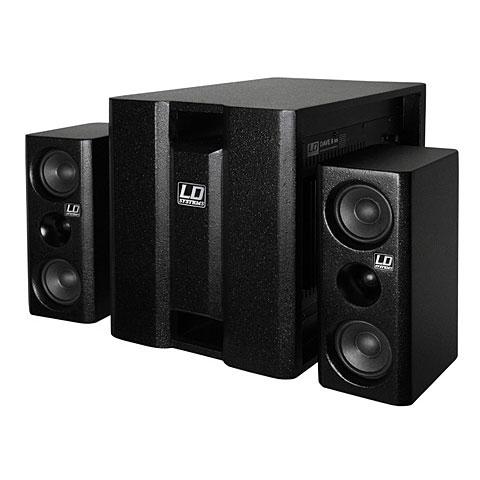 Aktiv-PA-Set LD Systems DAVE 8 XS