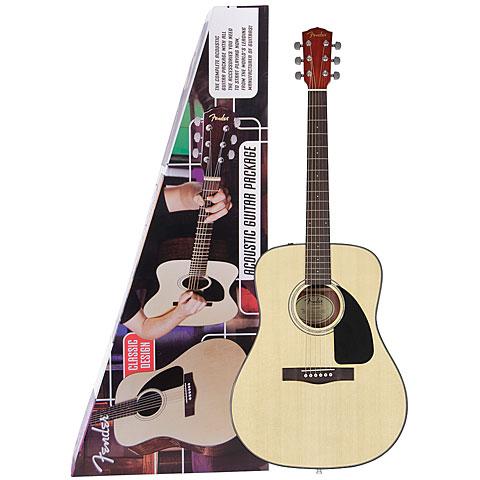 Fender CD-60 NT Package