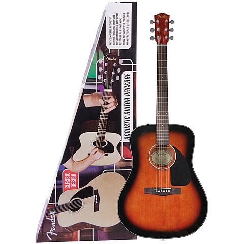 Fender CD-60 SB Package