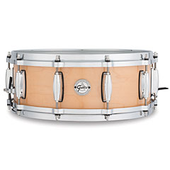 "Gretsch Drums Full Range 14"" x 5"" Natural Gloss Maple « Snare drum"