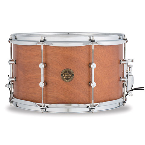 "Snare Drum Gretsch Drums Full Range 14"" x 8"" Swamp Dawg Snare"
