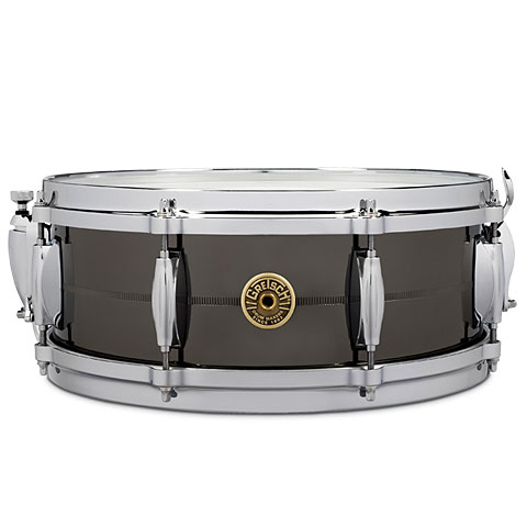 Snare drum Gretsch Drums G-4000 G-4160-SS Solid Steel