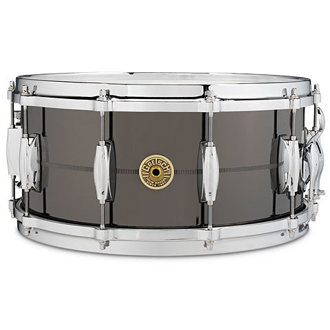 Snare Drum Gretsch Drums G-4000 G-4164-SS Solid Steel