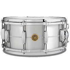 "Gretsch Drums USA 14"" x 6,5"" Solid Aluminium Snare « Snare drum"