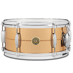 "Gretsch Drums G-4000 13"" x 6"" Phosphor Bronze « Snare Drum"