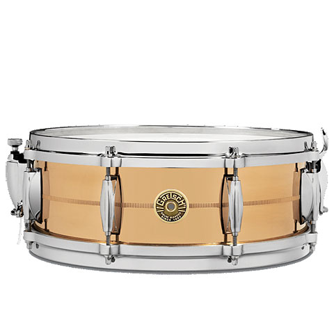 "Gretsch Drums G-4000 14"" x 5"" Phosphor Bronze"