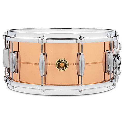 Gretsch USA 14  x 6,5  Phosphor Bronze Snare