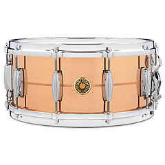 "Gretsch Drums USA 14"" x 6,5"" Phosphor Bronze Snare « Caja"