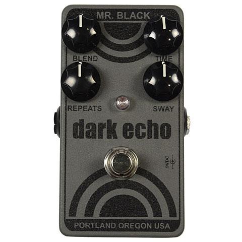 Effektgerät E-Gitarre Mr. Black Dark Echo