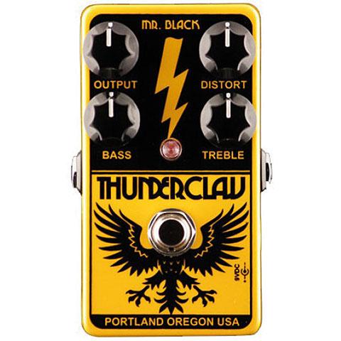 Effektgerät E-Gitarre Mr. Black Thunder Claw