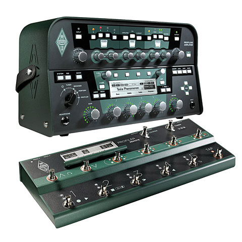 Kemper Set Profiling Power Head + Remote