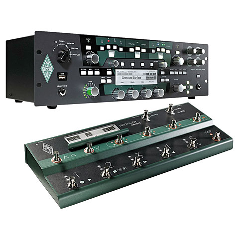 Kemper Set Profiling Power Rack + Remote