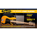 Squier Affinity P-Bass & Rumble 15, BTB « Bassguitar Set