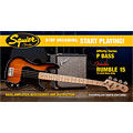 Set basso elettrico Squier Affinity P-Bass & Rumble 15, BSB