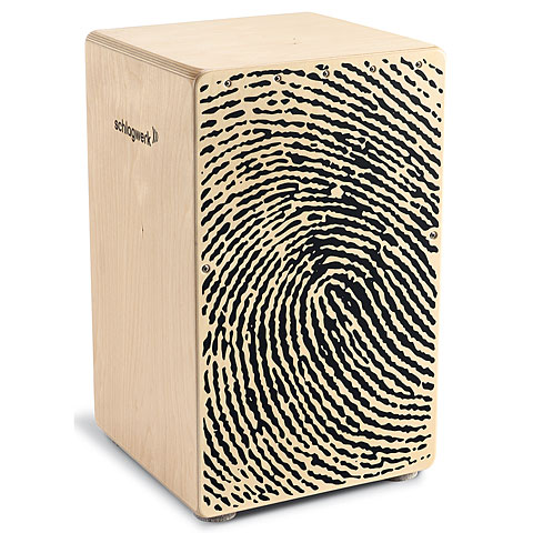 Cajón flamenco Schlagwerk CP107 X-One Fingerprint