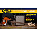 Set basso elettrico Squier Affinity Jaguar Bass Special SS & Rumble 15