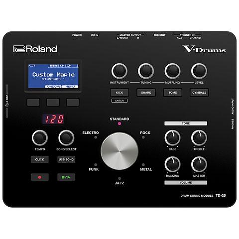 Module de batterie Roland TD-25 Drum Sound Module