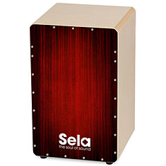 Sela Varios Red « Cajón flamenco