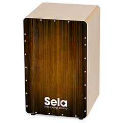 Sela Varios Brown « Cajón flamenco
