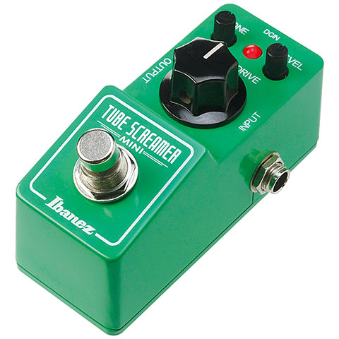 Effectpedaal Gitaar Ibanez Tube Screamer Mini