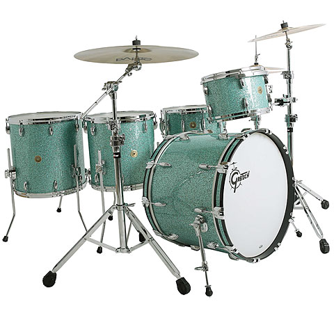 Gretsch USA Custom Turquoise Glass
