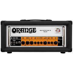 Orange Rockerverb 50H MK III BK « Tête ampli guitare