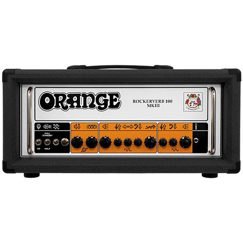 Cabezal guitarra Orange Rockerverb 100H MK III BK