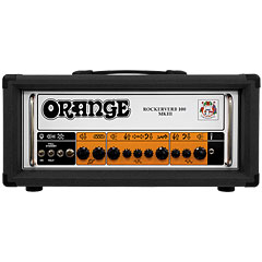 Orange Rockerverb 100H MK III BK « Tête ampli guitare