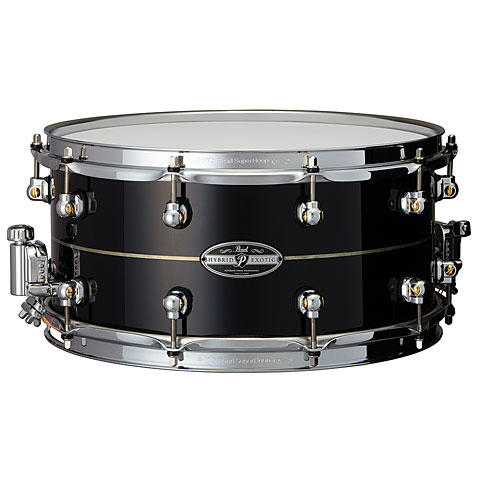 """Caisse claire Pearl Hybrid Exotic 14"""" x 6,5"""" Snare"""