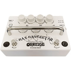 Orange Bax Bangeetar White « Guitar Effect