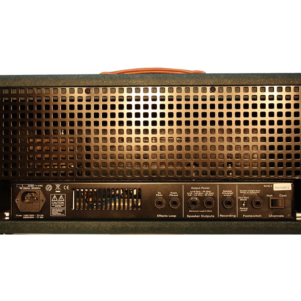Koch amps jupiter 45h guitar amp head for Koch jupiter