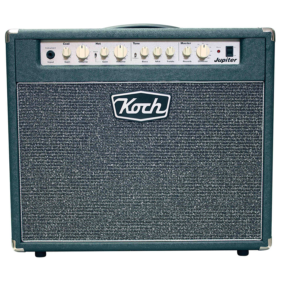 Koch amps jupiter 45c e gitarrenverst rker for Koch jupiter