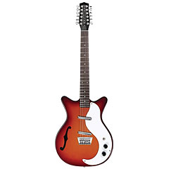 Danelectro DC59CSB 12-String Hollowbody « Electric Guitar