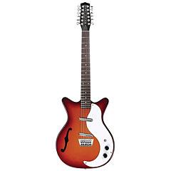 Danelectro DC59CSB 12-String Hollowbody  «  Guitare électrique