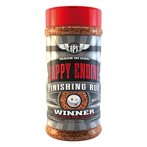 Big Poppa Smokers BPS Happy Ending Finishing Dust 13 oz/369 g