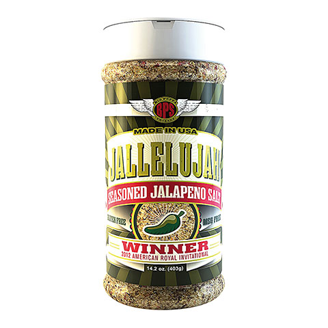 Big Poppa Smokers BPS Jallelujah Rub 14.2 oz/403 g