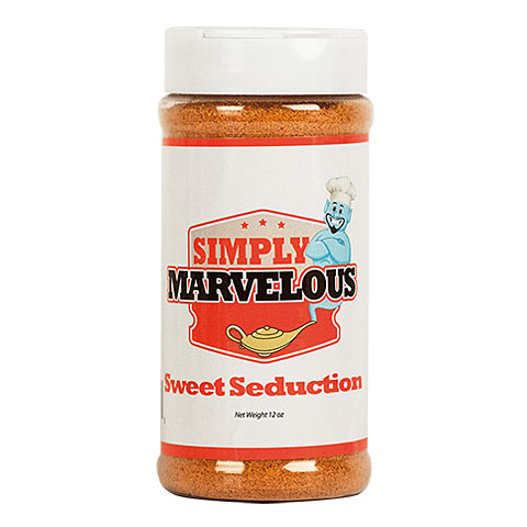 Simply Marvelous Sweet Seduction Rub 12 oz/340 g