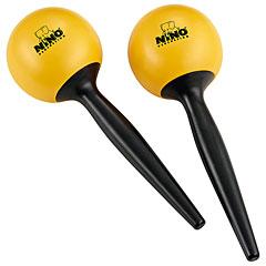 Nino NINO582Y Plastic Maracas Yellow « Maracas