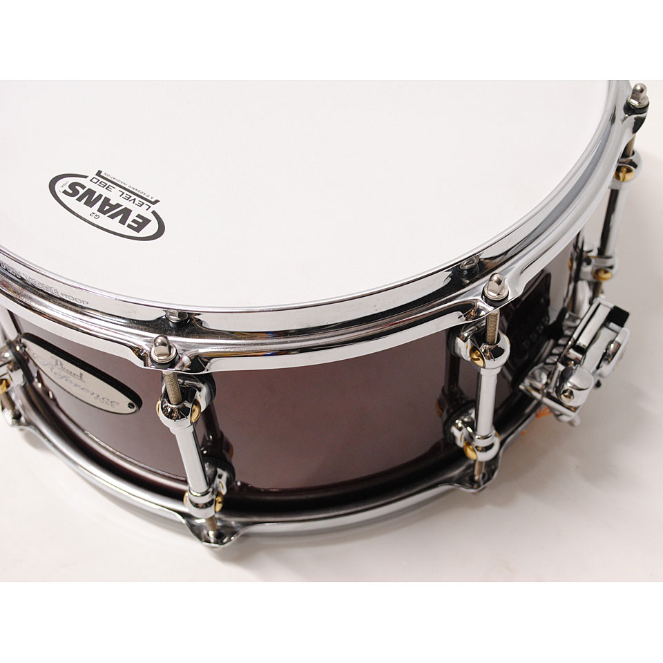 pearl reference pure 13 39 39 x 6 5 39 39 snare black cherry snare drum. Black Bedroom Furniture Sets. Home Design Ideas