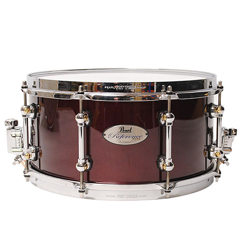 Pearl Reference Pure 13  x 6,5  Snare Black Cherry