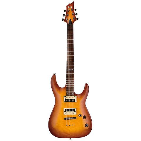 ESP LTD H-101 FM ASB « Guitarra eléctrica
