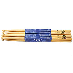 Vater American Hickory 5B (Wood) 4-Pack « Drumsticks