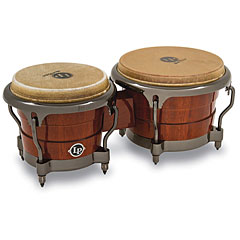 Latin Percussion Classic LP201AX-D Durian Wood « Bongos