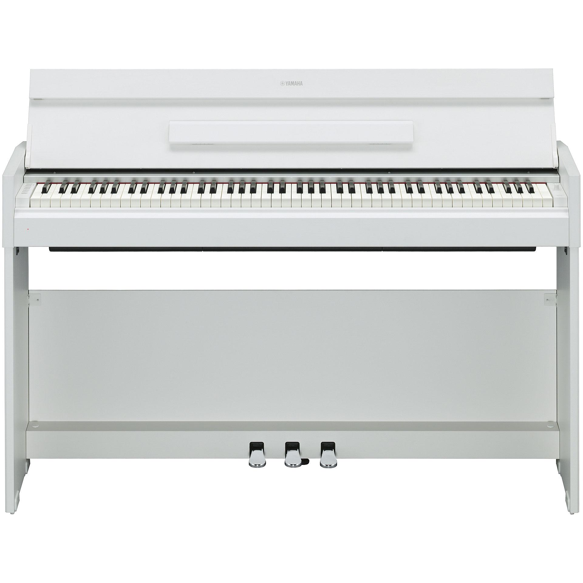 yamaha ydp s52 wh digital piano. Black Bedroom Furniture Sets. Home Design Ideas